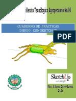 SketchUp Cuadernos de Practicas V2.0