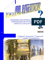 Prezentare Lectie Recapitulare Patrimoniu