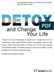 Detox and Change Your Life