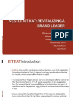 swot analysis of kit kat Nestle + kitkat 1 it • the launch of kit kat chunky proved to be one of the best marketing success stories in swoc analysis strength weaakness.