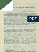 Ricart. Domingo - El Concepto de La Hora de Juan de Valdes