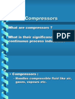 Compressor and Sealing System