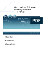c8 Open Software Networking Platform 2