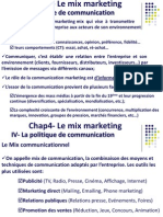 Chap4 Mix Mkg Politique de Communication