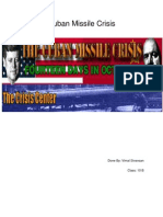 History cuban crisis project.docx