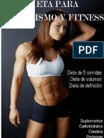 2 Dieta Para Culturismo y Fitness PDF