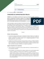 Doe Junta Extremadura