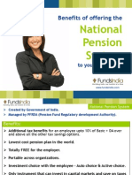 National Pension System for Corporates - Presentation