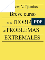 40163081 Breve Curso de La Teoria de Problemas Extremales GALEEV