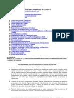 Manual Contabilidad Costos II