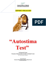 Autostima Test
