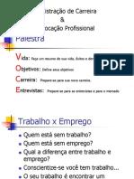 Palestra_Recolocação Profissional