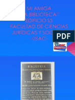 Biblioteca s5 Derecho Usac
