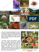 Flora  and fauna of jammu and kashmir.pptx
