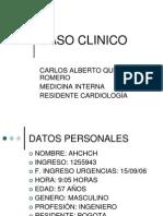 CASO CLINICO Artritis Reumatoide
