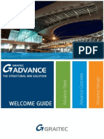 English manual graitec dadvance