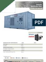 Pg650sp- Spec Sheet Datasheet Teleio