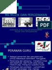 m6 Muzik Dan Pergerakan