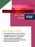 m13 Seni Visual