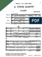 IMSLP18954-PMLP12554-Bart k - String Quartet No. 5 Score