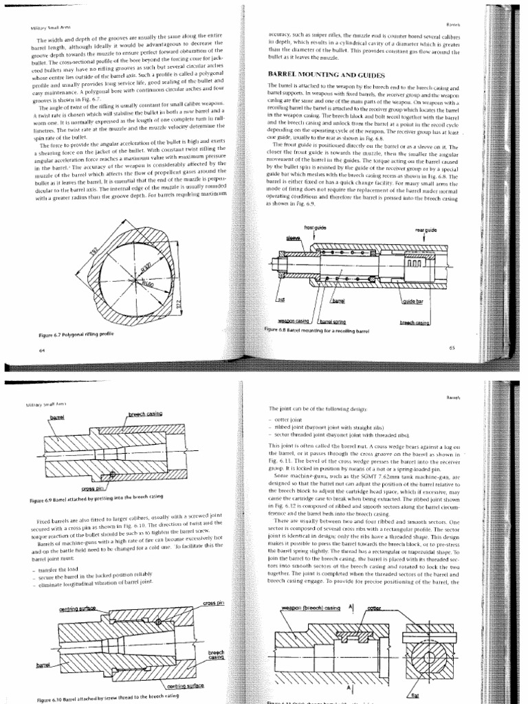 Brassey's essential guide to military small arms : design