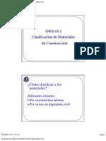 4.Clasificación de Materiales LN