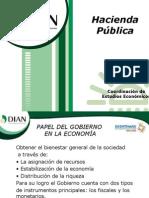 Estructura Fiscal Del Estado