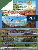 ecologia ( factores)