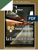 Revista Ekilibra - Global No 1 (Mayo 2013) Facsimil