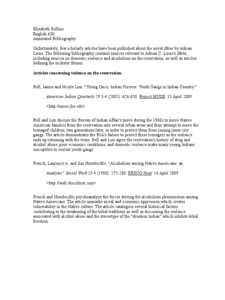 Elizabeth rollins alcoholism native americans in the united states freerunsca Images