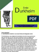 Durkheim - Fato Social