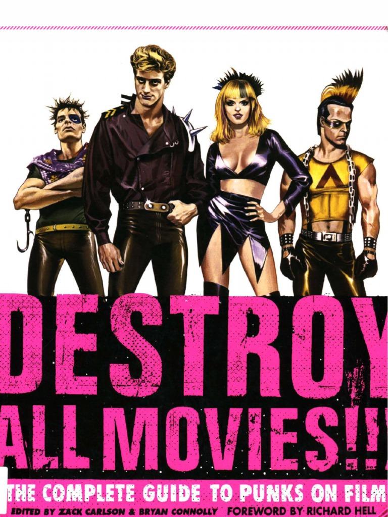5317ddbb7 Destroy All Movies | Punk Rock | Leisure