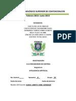 Investigacion 3.4.3 Mecanismos de Control