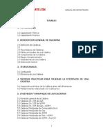 Manual de Calderos
