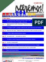 AMICUBA Numero 28 Del 25 Luglio 2011