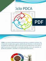 Trabalho - Ciclo PDCA 2013