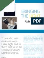 Amy Kemp Bringing the Light PDF
