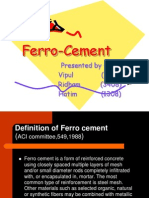 Ferrocement