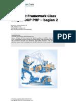 Framework Oop 2