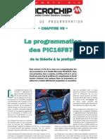 Cours de Programmation - Chap 07 - Carte de Test PIC16F876
