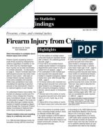 Firearms Stastics