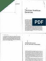 Técnicas Analíticas Genéricas-Michael Porter (1)
