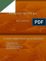 FIZIKA ULTRAZVUKA