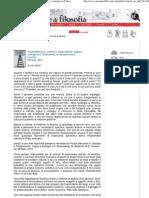 Zanchi Luca - Viviana Meschesi, Sistema e Trasgressione. Logica e Analogia in F. Rosenzweig, W. Benjamin Ed E. Levinas