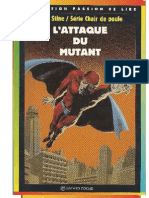 L'attaque du mutant - R.L. Stine.pdf