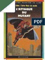 L'attaque du mutant - R.L. Stine.pdf
