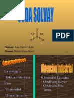 PPs Del Proceso Solvay