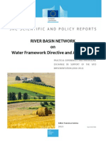 Water Framework Directive and Agriculture