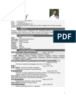 Asif(Turangzai) CV