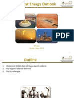 Middle East Energy May 2013